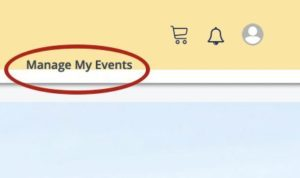 Manage Events Image