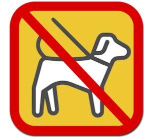 no.dogs